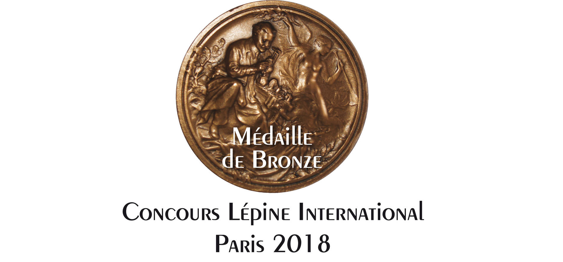 Médaille de Bronze_CLI Paris 2018 large